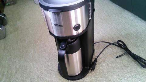 サーモス真空断熱ポットコーヒーメーカー ECF-700