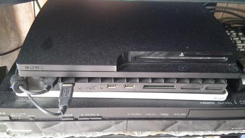 PS3のファンがうるさいので、ホコリの清掃