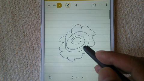 ASUS ZenPad S8.0 専用スタイラスペン「Z Stylus」